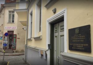 Russian Consulate in Tallinn